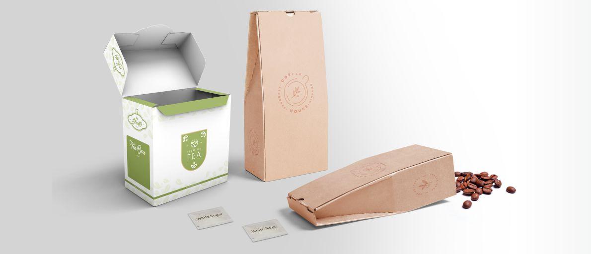 coffee paper packaging