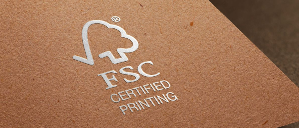 FSC Certified Printer